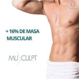 Musculpt para tonificación muscular en Sevilla